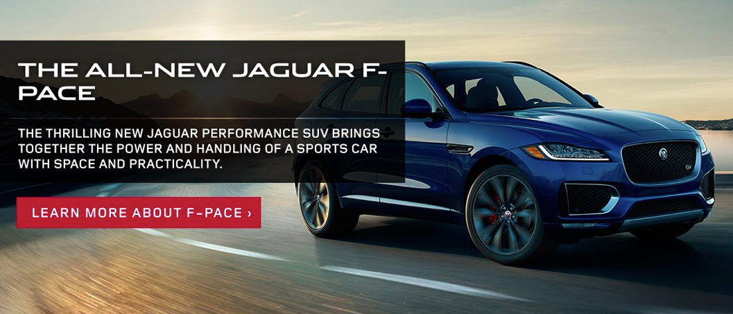 All-New F-PACE
